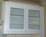 fitted glazed unit cabinets