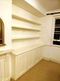 Shenfield How much does under stairs storage cost to have built or fitted