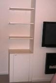 block shelves